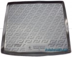 L.Locker Коврик в багажник для Renault Duster 4x4 2010-