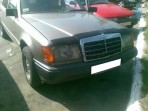 Дефлектор капота для Mercedes-Benz E-Class (W124) 1984-1995