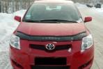 Дефлектор капота для Toyota Auris 2007-2009