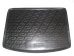 Резиновый коврик в багажник для Seat Leon 2005-2012