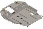 Защита двигателя для Chery E5 2013-