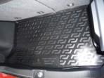 Резиновый коврик в багажник Suzuki SX4 Hatchback 2006-2010