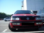 Дефлектор капота для Volkswagen Passat B4 1991-1997