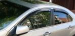 Дефлекторы окон для Honda Accord Sedan 2008-2013