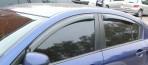EGR Дефлекторы окон для Mazda 3 Sedan 2009-2013