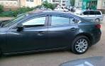 Дефлекторы окон для Mazda 6 Sedan 2013-