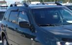 Дефлекторы окон для Mitsubishi Outlander 2003-2007