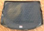 Коврик в багажник для Toyota RAV4 2013- (полноразмерное запасное колесо)