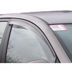 Дефлекторы окон для Subaru Forester III 2008-2013 (дымчатые) 2 шт.