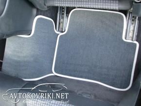 Коврики в салон текстильные для Mercedes-Benz C-Class (W203) 200