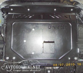 Защита двигателя для Ford Transit Custom 2013- Кolchuga