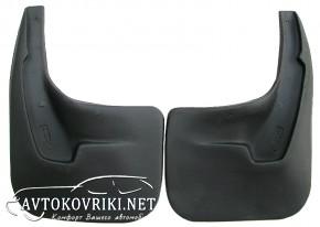 Брызговики для Subaru Forester IV 2013- (задние) NorPlast