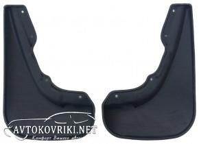 Брызговики для Renault Kangoo 2008- (задние) Novline