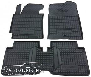 Коврики автомобильные Hyundai Elantra MD 2014- AVTO-Gumm