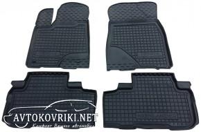 Коврики в салон для Toyota Highlander 2014- AVTO-Gumm полиуретан
