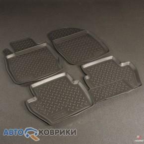 Коврики в салон для Ford Fiesta 2008- Norplast