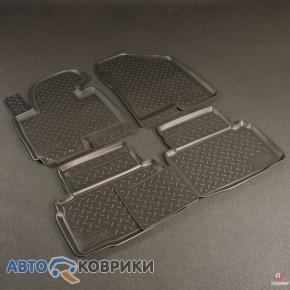 Коврики в салон для Hyundai IX-35 2010- Norplast