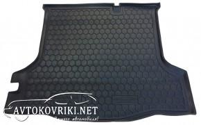 Купить коврик в багажник Рено Логан Седан 2013- полиуретановый А
