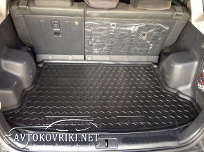 Avto-Gumm Коврик в багажник для Hyundai Tucson 2004-