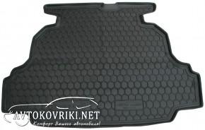 Купить коврик в багажник Джили Эмгранд  (EC7) Седан 2011- полиур