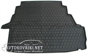 Купить коврик в багажник Джили Эмгранд 8 (EC8) 2013- полиуретано