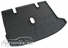 Купить коврик в багажник Рено Лоджи 2013- полиуретановый Автогум
