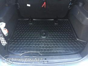 Avto-Gumm Коврик в багажник для Renault Lodgy 2013-