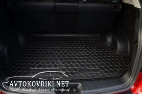 Avto-Gumm Коврик в багажник для Ssang Yong Korando 2010-