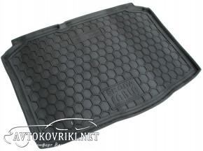 Купить коврик в багажник Шкода Фабия Хєтчбек 2000-2007 полиурета