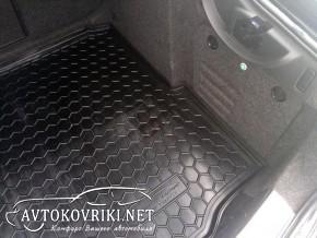 Купить Коврик в багажник Шкода Суперб седан 2008- полиуретановый