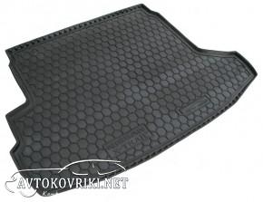 Купить коврик в багажник для Ниссан ИксТрейл (T31) 2007- (с полк