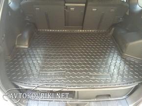 Avto-Gumm Коврик в багажник для Nissan X-Trail (T31) 2007- (с по