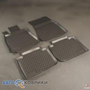 Коврики в салон для Lexus GS 2005-2012 Norplast
