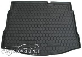 Купить коврик в багажник для Ниссан Кашкай 2007-2014 полиуретано