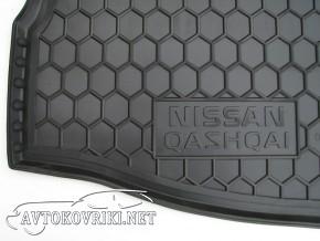 Avto-Gumm Коврик в багажник для Nissan Qashqai 2007-2014
