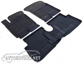 Коврики автомобильные Hyundai Getz 2002-2011 AVTO-Gumm полиурета