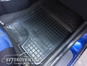 коврики салон автомобиля автоковрики Хюндай Гетц AVTO-Gumm Автог