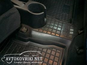 Коврики в салон автомобиля Хюндай Гетц 2002-2011 Автогум полиуре