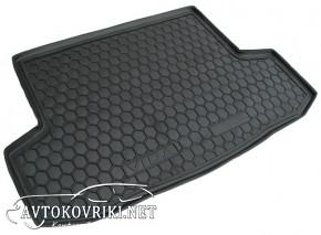 Купить коврик в багажник ЗАЗ Вида Седан 2012- полиуретановый Авт