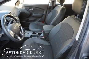 MW Brothers Авточехлы для Hyundai ix35 2010- Dynamic