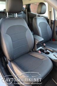Купить авточехлы для Хендай ix35 2010- МВ Бразерс Динамик