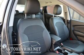 Авточехлы Хендай ix35 2010- серии Динамик