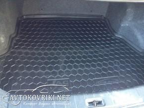 Avto-Gumm Коврик в багажник для JAC J5 2013-