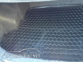 Коврик в багажник для JAC J5 2013- Avto-Gumm