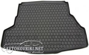 Купить коврик в багажник Джак J5 2013- полиуретановый Автогум