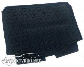 Купить коврик в багажник Шевроле Трекер 2013- полиуретановый Авт