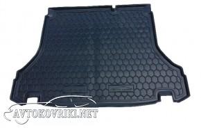 AVTO-Gumm Коврик в багажник для Daewoo Lanos Sedan 1996-