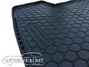 AVTO-Gumm Коврик в багажник для Chevrolet Captiva 2012-