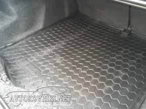 Коврик в багажник Ситроен C-Elysee 2013- полиуретановый Автогум