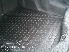 Коврик в багажник для Citroen C-Elysee 2013- Avto-gumm